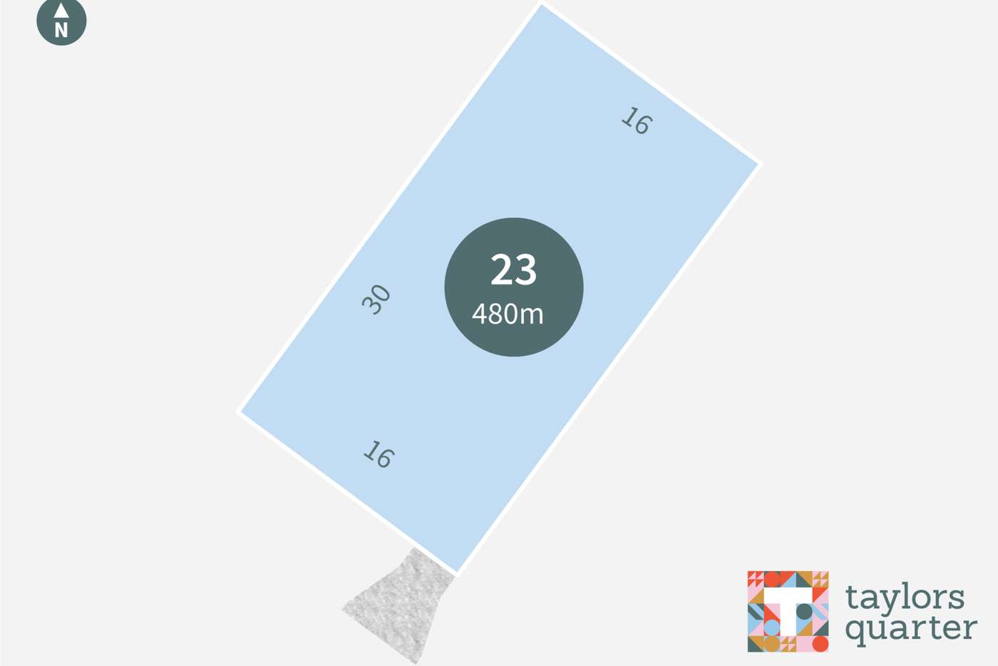 Main view of Homely residentialLand listing, Lot 23 (Taylors Quarter) Appaloosa Avenue, Taylors Lakes VIC 3038