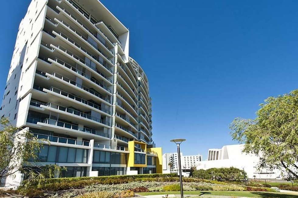Second view of Homely apartment listing, 905 Aquarius, 21 Bow River Cres, Burswood WA 6100