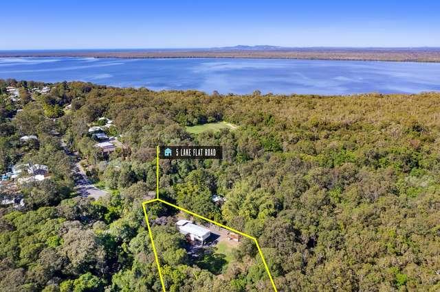 5 Lake Flat Road, Boreen Point QLD 4565