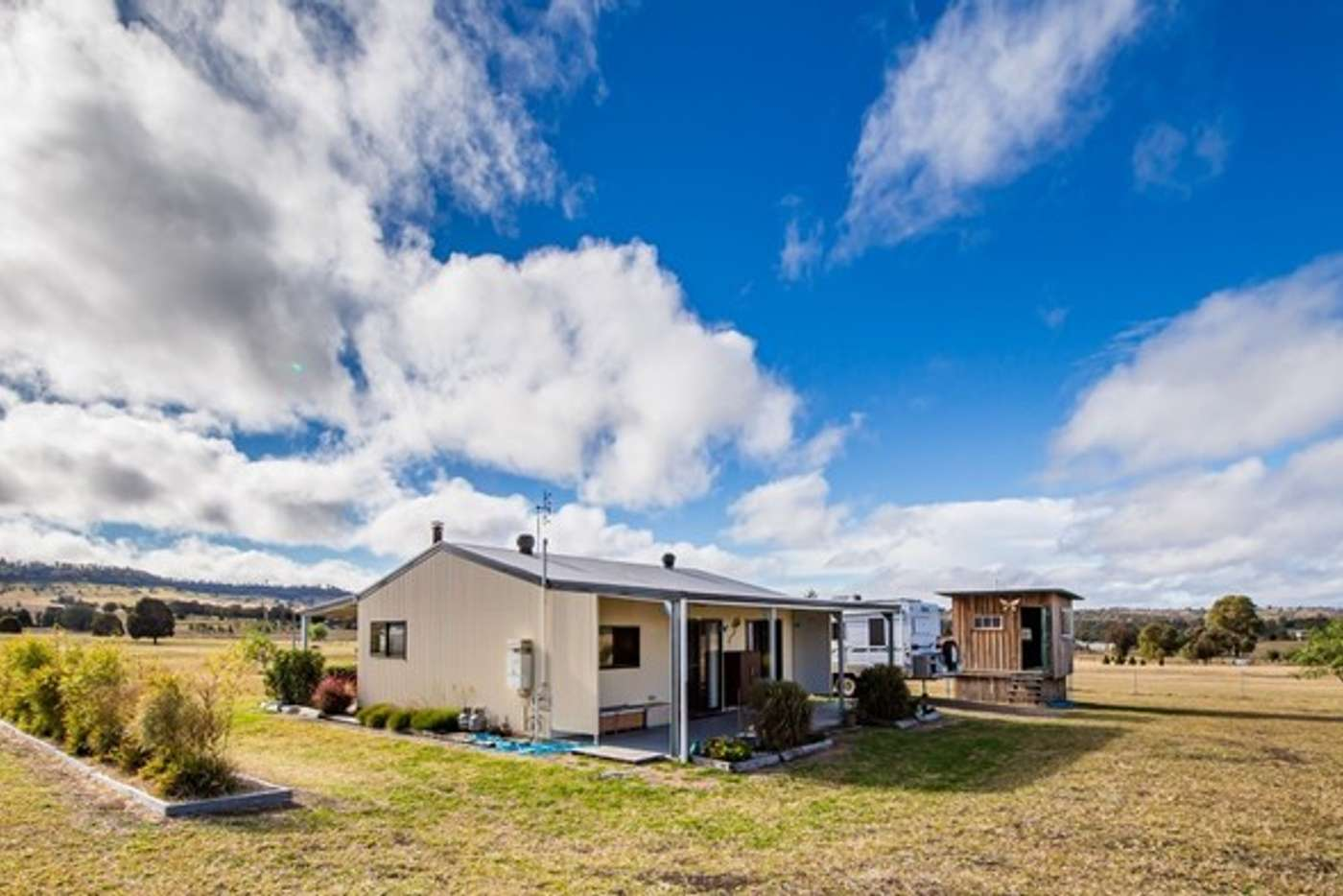 Main view of Homely acreageSemiRural listing, 119 BUTLER DRIVE, Proston QLD 4613