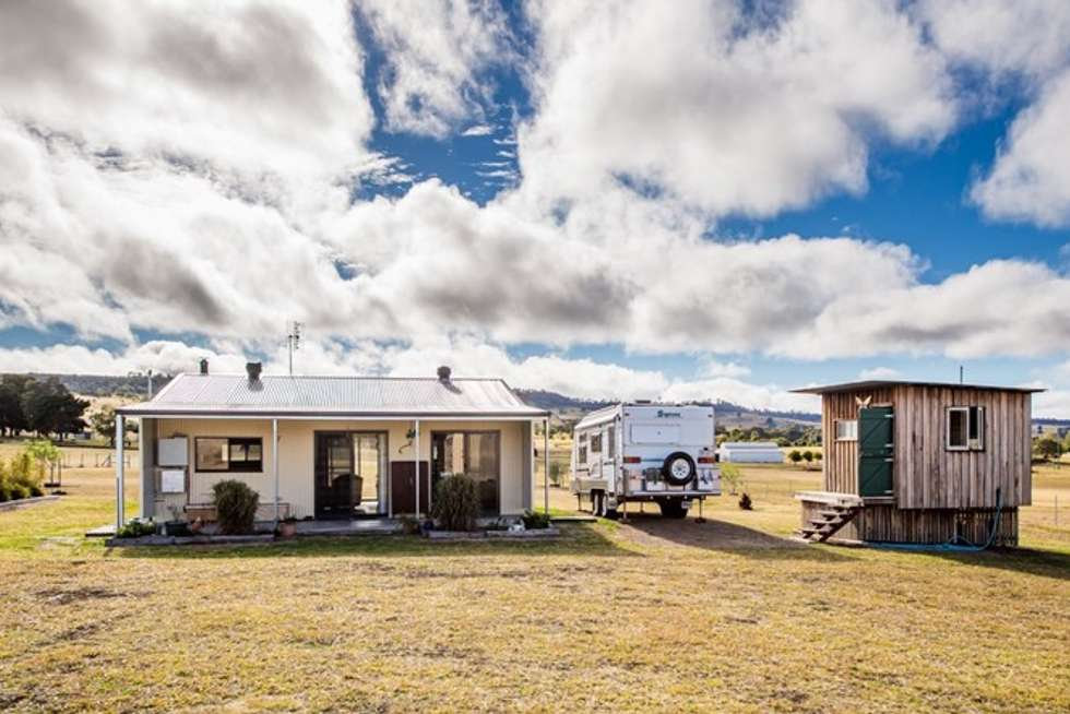 Second view of Homely acreageSemiRural listing, 119 BUTLER DRIVE, Proston QLD 4613