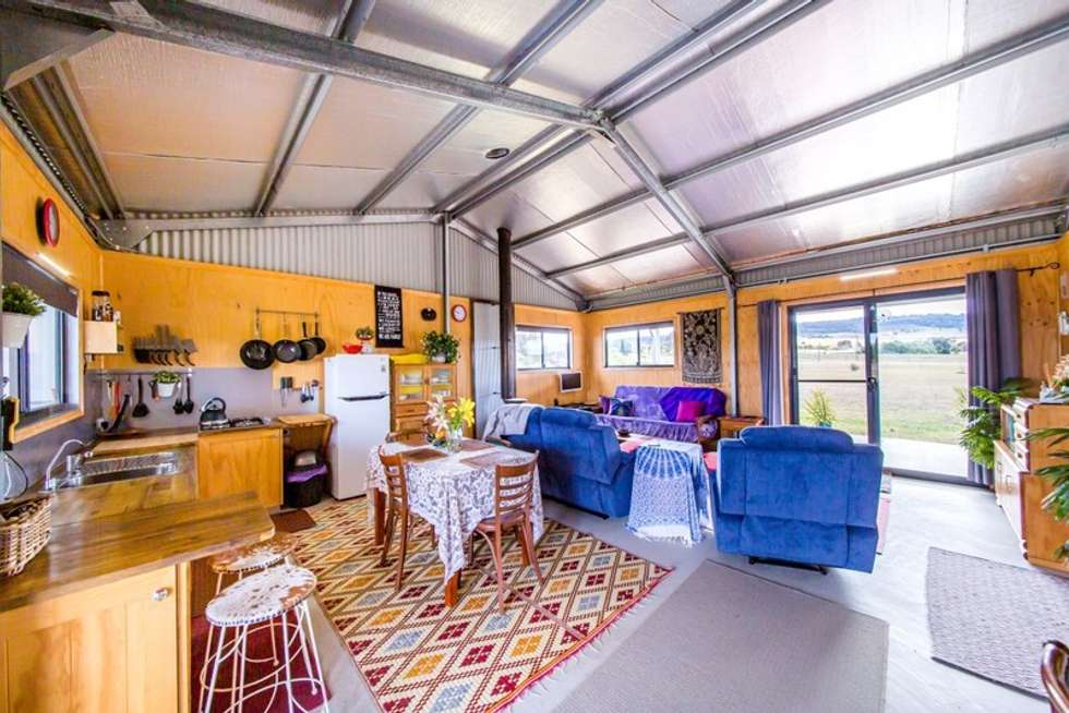 Third view of Homely acreageSemiRural listing, 119 BUTLER DRIVE, Proston QLD 4613