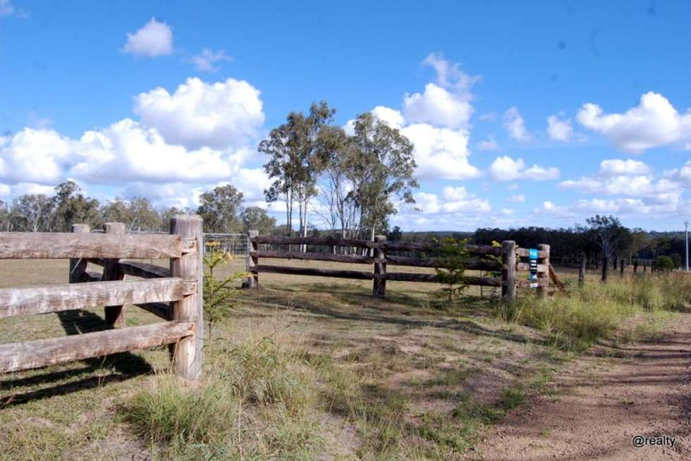 Second view of Homely acreageSemiRural listing, 148 Whitaker Road, Nanango QLD 4615