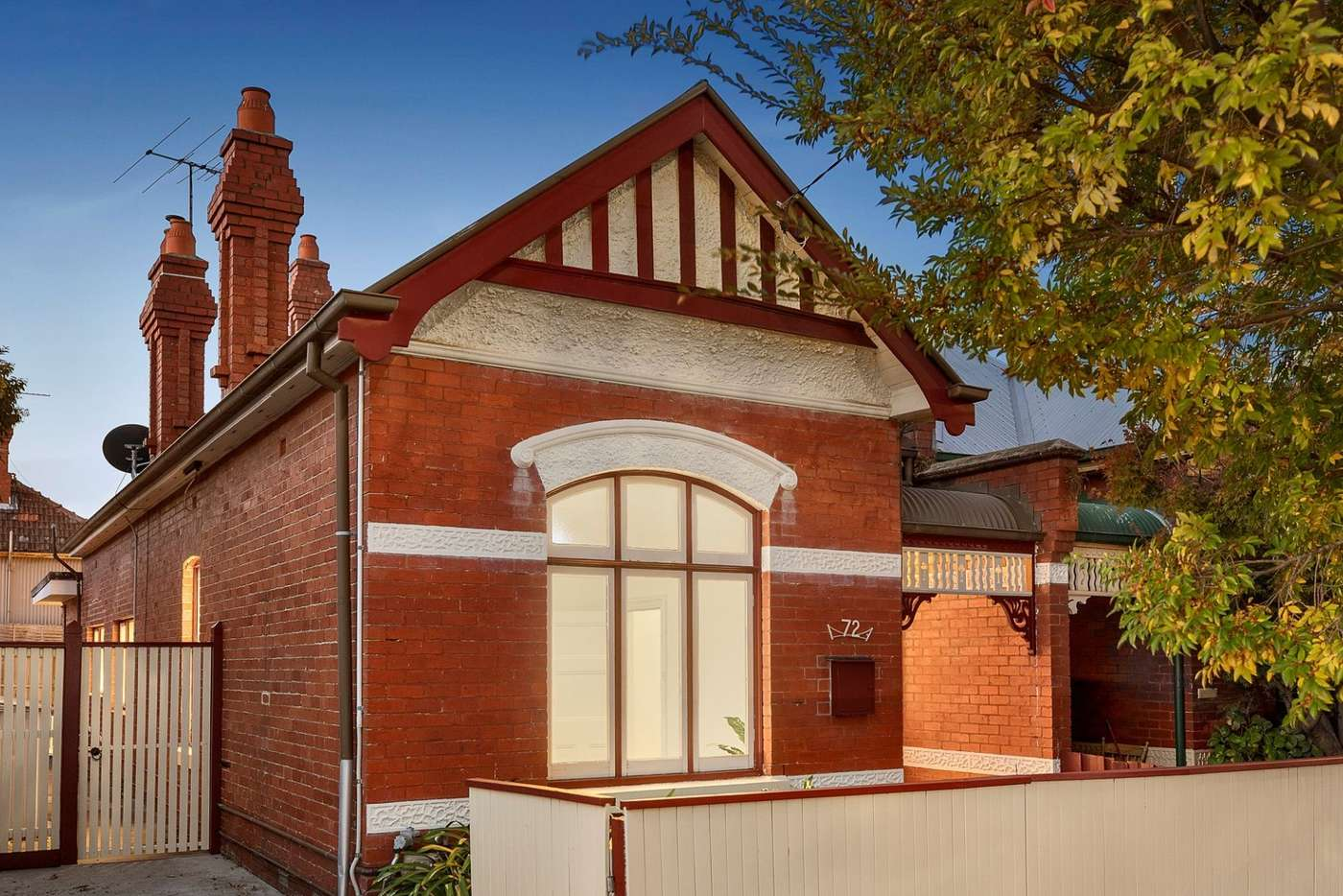 Main view of Homely house listing, 72 Octavia St, St Kilda VIC 3182