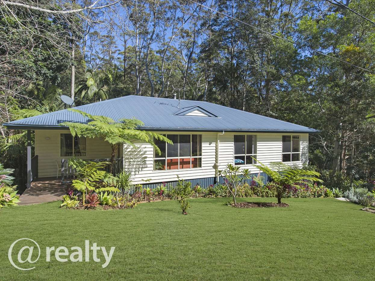 Main view of Homely house listing, 18 Lucania Court, Tamborine Mountain, QLD 4272