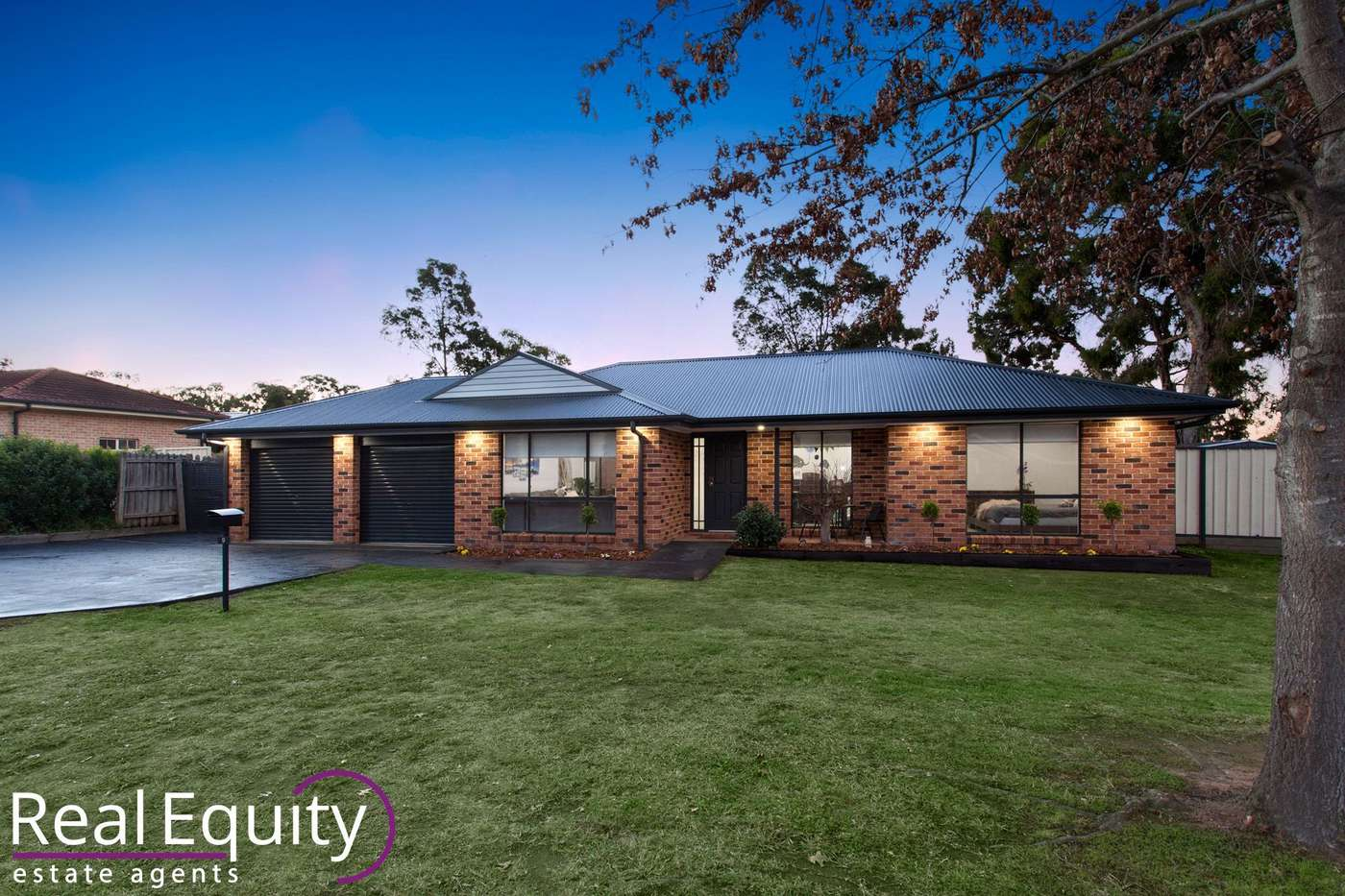 Main view of Homely house listing, 9 Woburn Abbey Court, Wattle Grove, NSW 2173