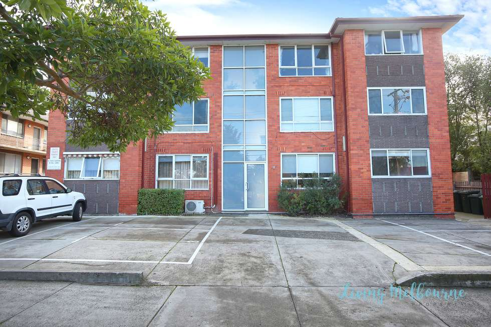Second view of Homely apartment listing, 8/8 Kemp Street, Thornbury VIC 3071
