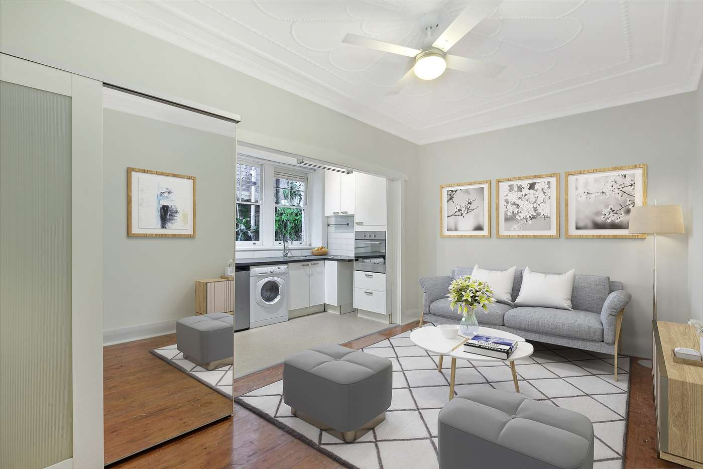 Main view of Homely studio listing, 4/42 Bayswater Road, Rushcutters Bay NSW 2011