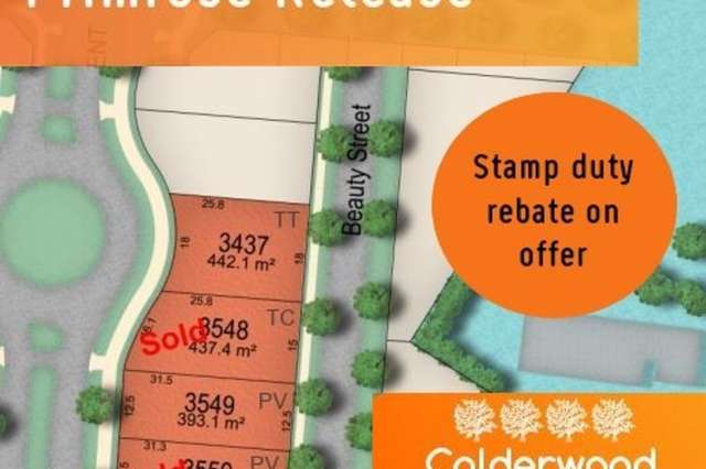 Lot 3549 Beauty Street Primrose Release, Calderwood NSW 2527