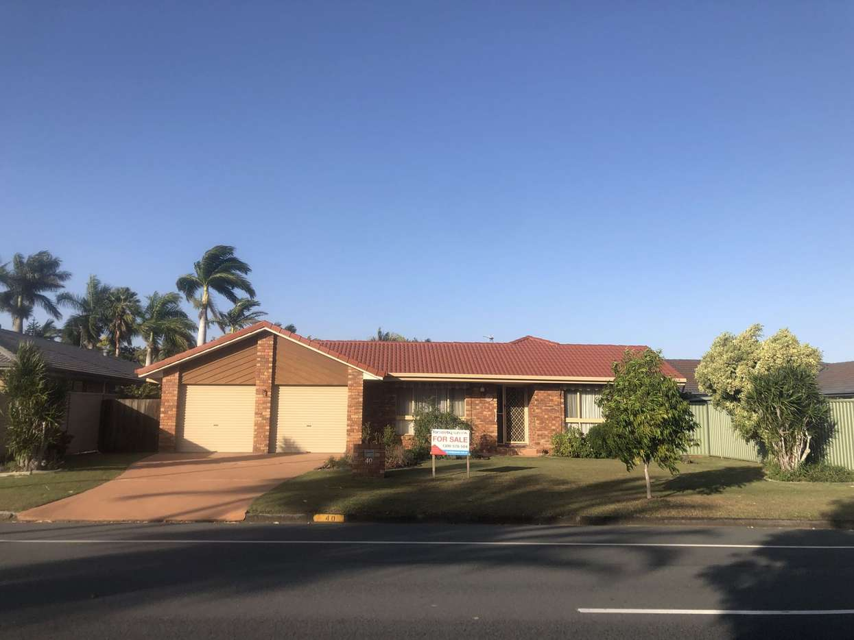 Main view of Homely house listing, 40 Edinburgh Road, Benowa Waters, QLD 4217