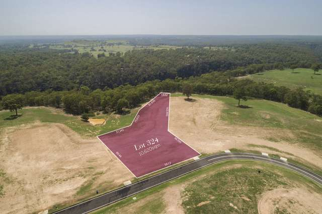 Lot 324 The Acres Way   The Acres, Tahmoor NSW 2573