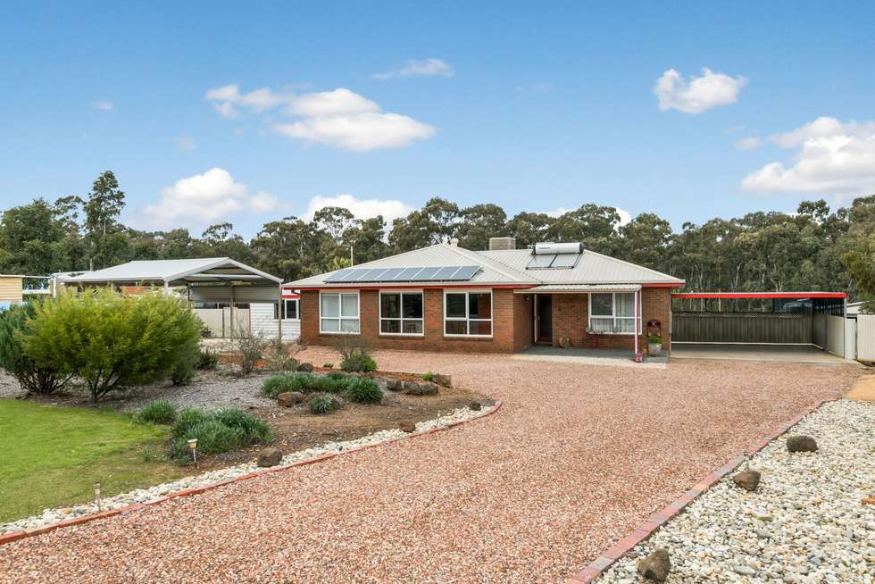 Second view of Homely acreageSemiRural listing, 215 Sailors Gully Road, Sailors Gully VIC 3556