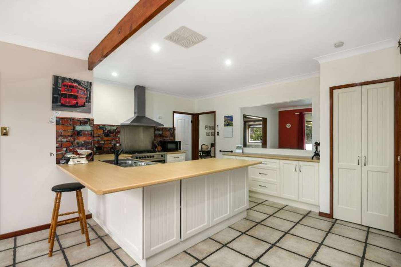 Fifth view of Homely acreageSemiRural listing, 215 Sailors Gully Road, Sailors Gully VIC 3556