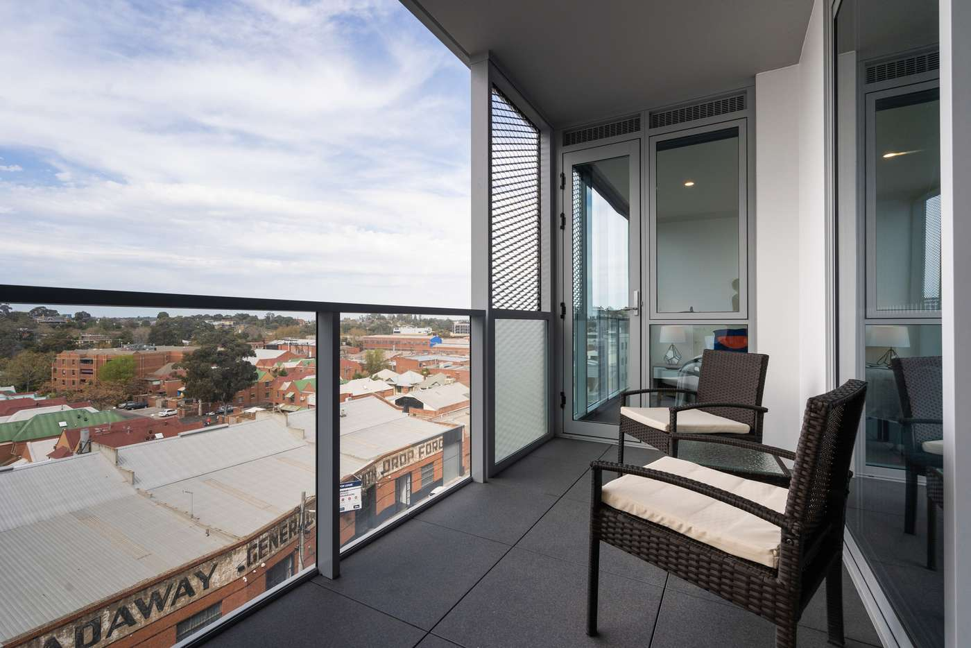 Fifth view of Homely apartment listing, 617/14 David Street, Richmond VIC 3121