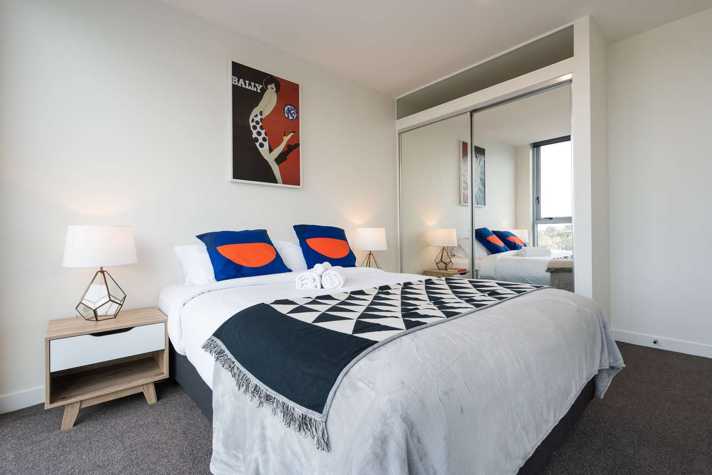 Sixth view of Homely apartment listing, 617/14 David Street, Richmond VIC 3121