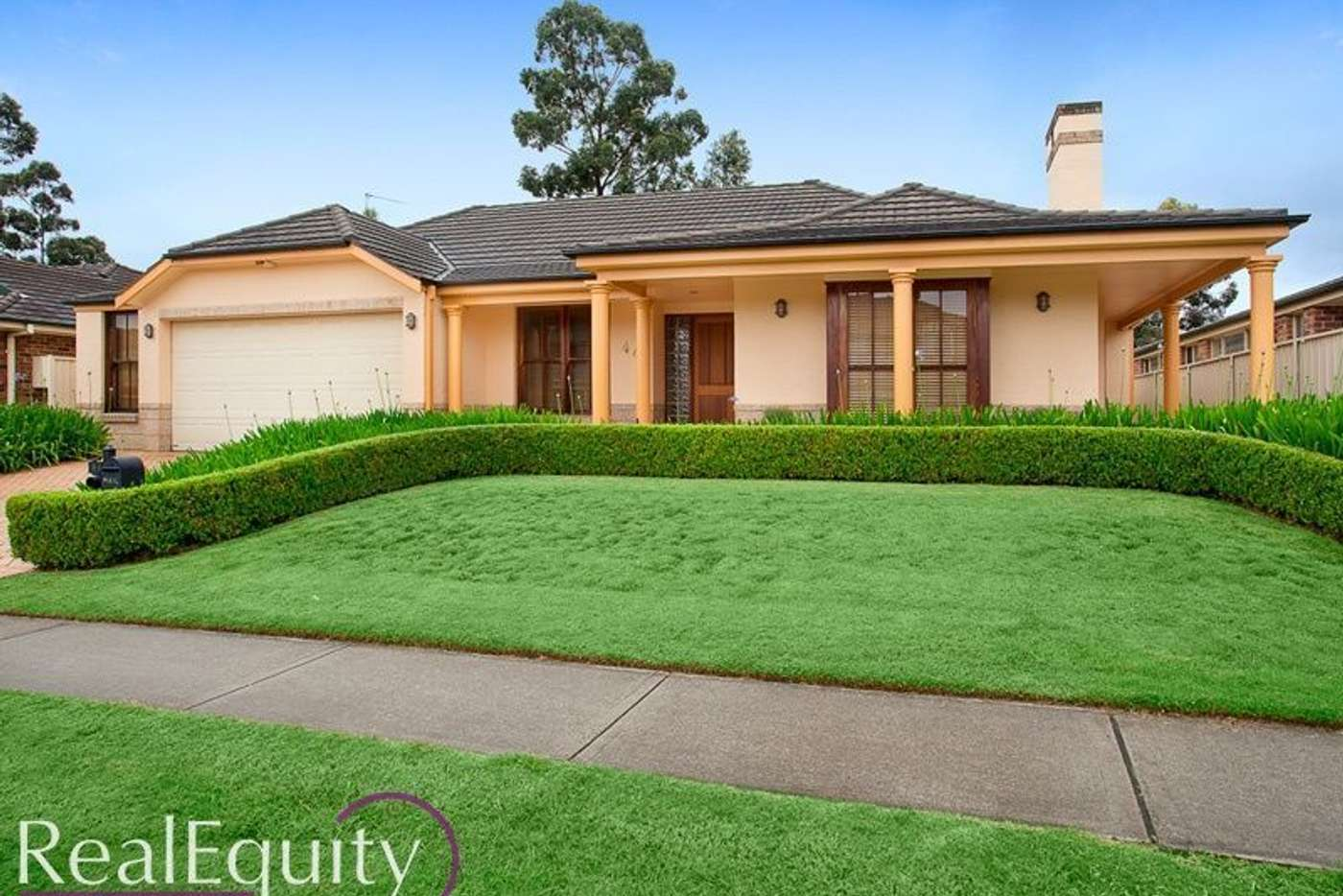 Main view of Homely house listing, 44 Yachtsman Drive, Chipping Norton NSW 2170