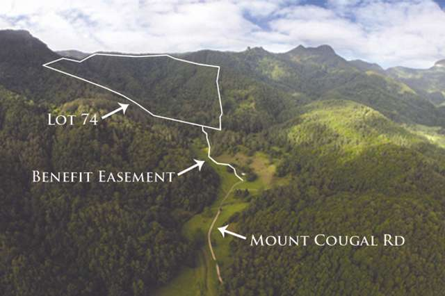 Lot 74 Mount Cougal Road