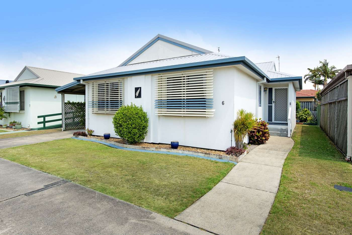Main view of Homely house listing, 6/70 Hansford Road, Coombabah, QLD 4216