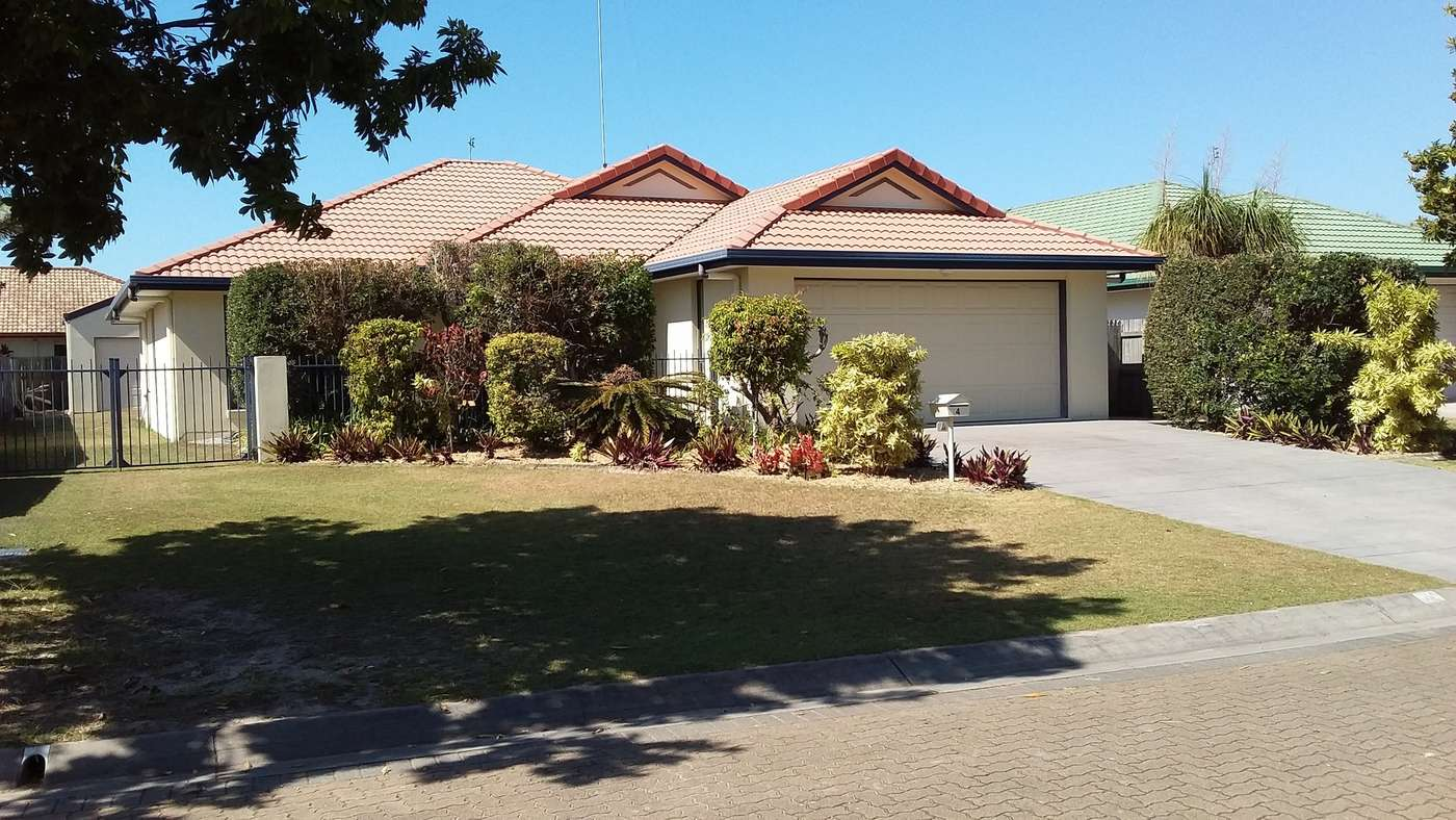 Main view of Homely house listing, 4 Azalea Place, Currimundi, QLD 4551
