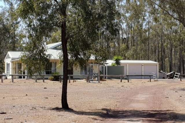 1156 Burnett Highway, Nanango QLD 4615