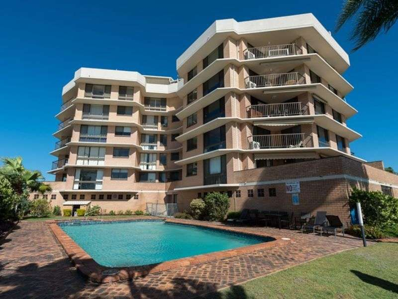 Main view of Homely apartment listing, 18/8 Paradise Parade, Paradise Point, QLD 4216
