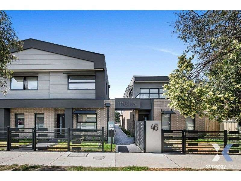 Main view of Homely property listing, 3/46 Hudson Street, Coburg, VIC 3058