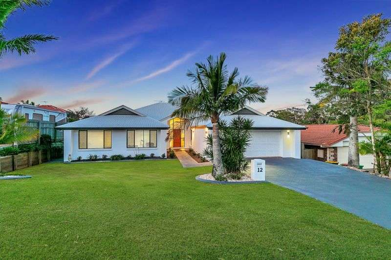 Main view of Homely house listing, 12 Burbank Road, Birkdale, QLD 4159