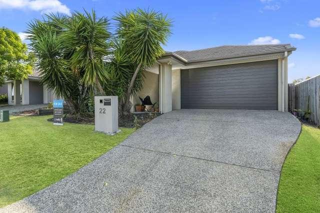 22 Williams Crescent, North Lakes QLD 4509