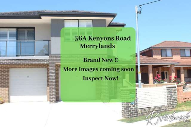 36A Kenyons Road, Merrylands NSW 2160