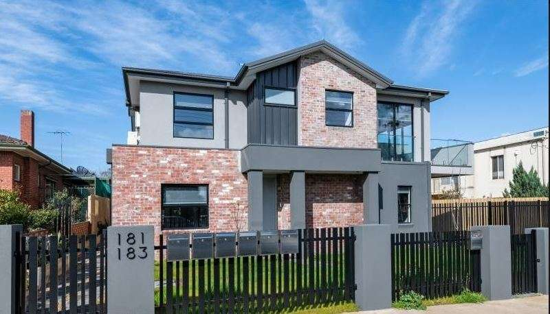 Main view of Homely townhouse listing, 6/181-183 Buckley Street, Essendon, VIC 3040