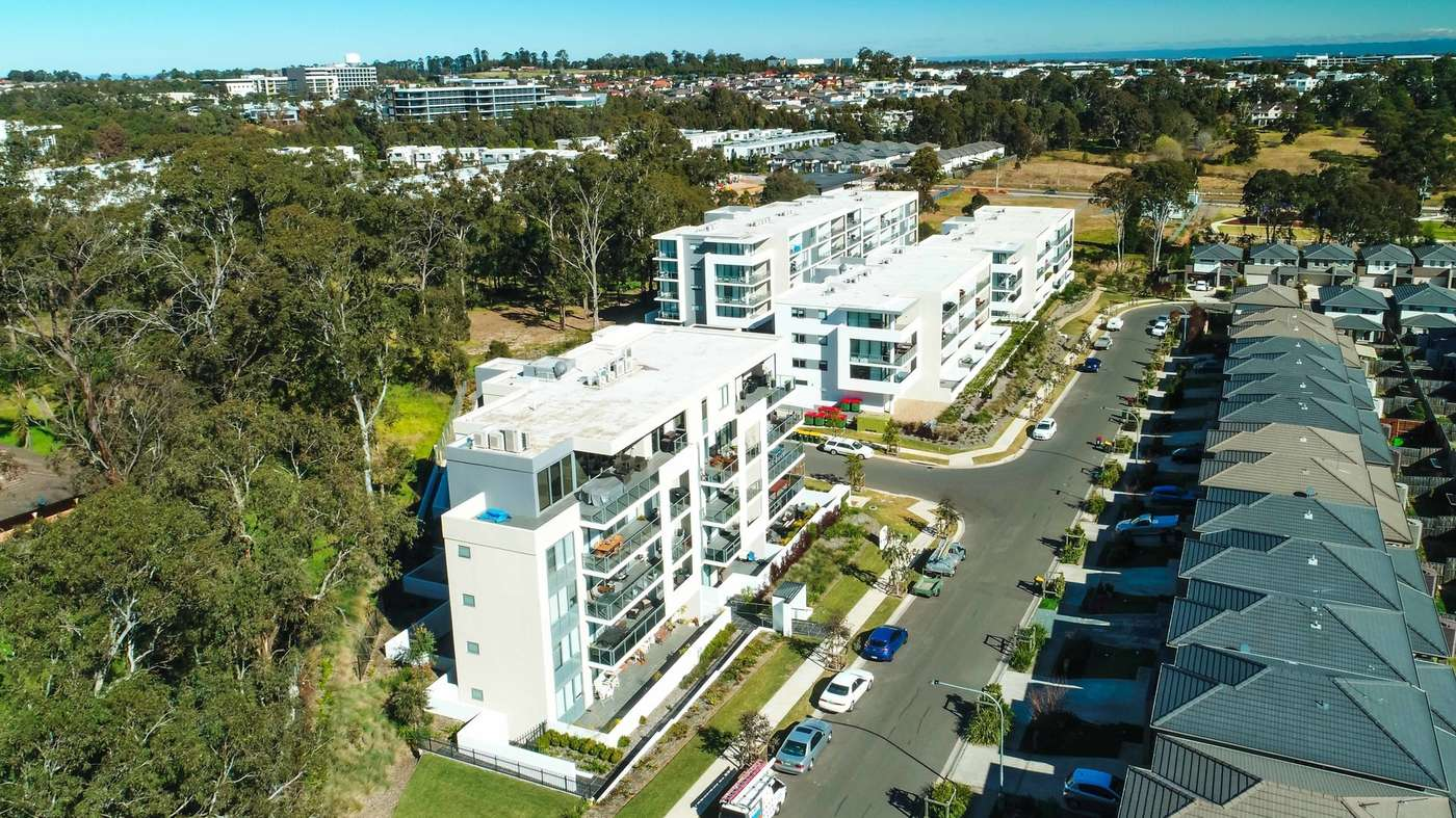 Main view of Homely apartment listing, 323/2 Lucinda Avenue, Kellyville, NSW 2155