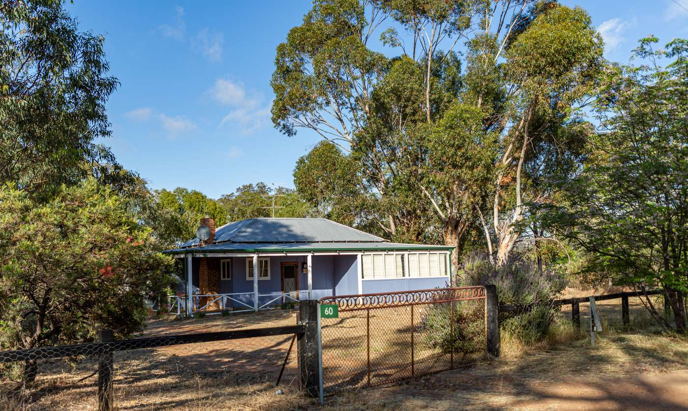 Main view of Homely house listing, 60 York Road, Cold Harbour, WA 6302