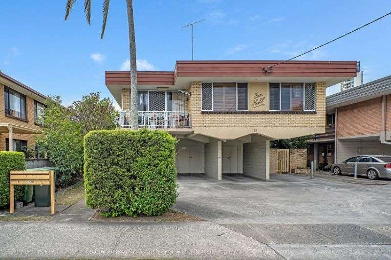 Main view of Homely unit listing, 1/13 Thomas Drive, Surfers Paradise, QLD 4217