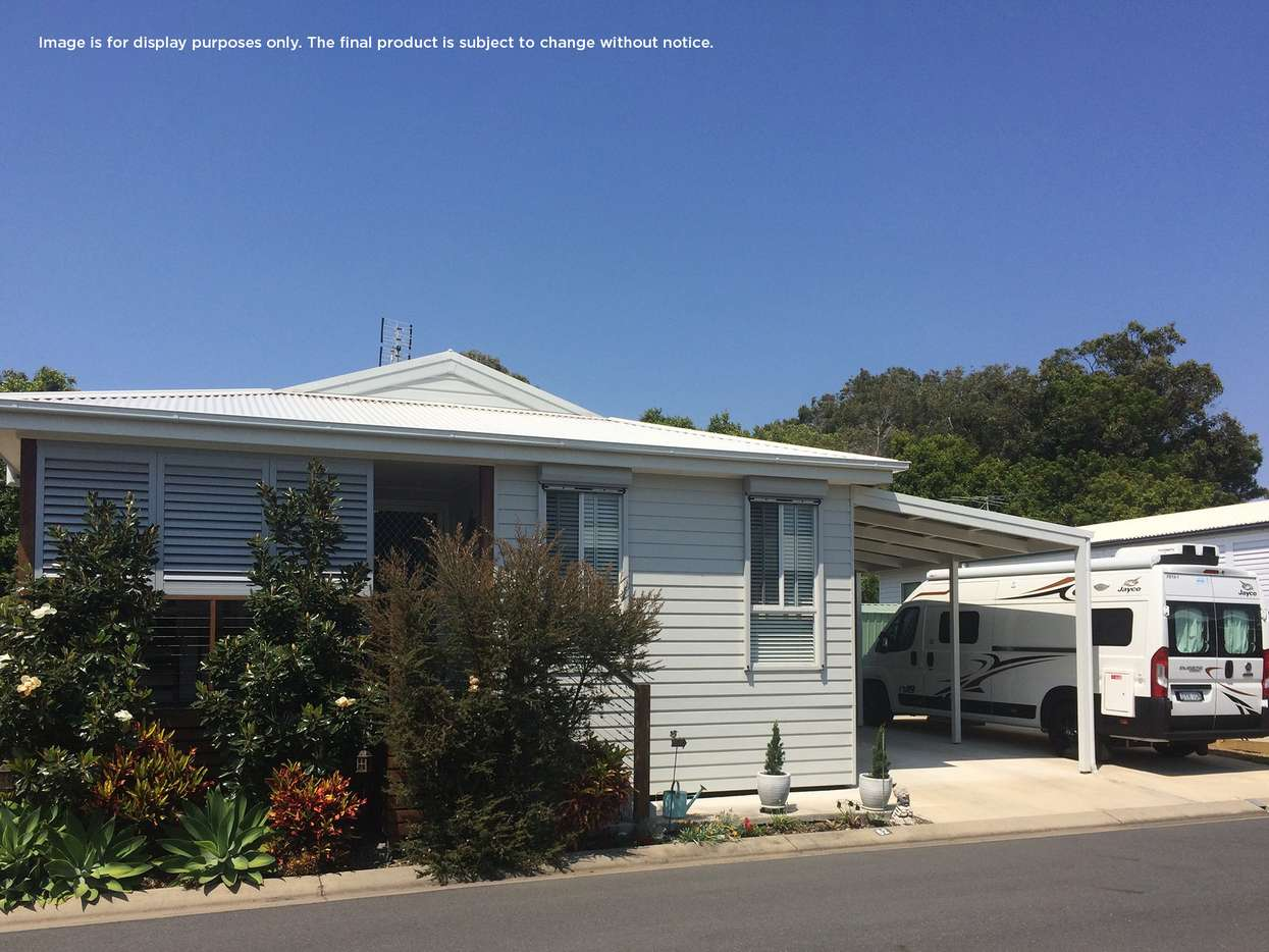 Main view of Homely retirement listing, 62/39 Gordon Young Drive, South West Rocks, NSW 2431