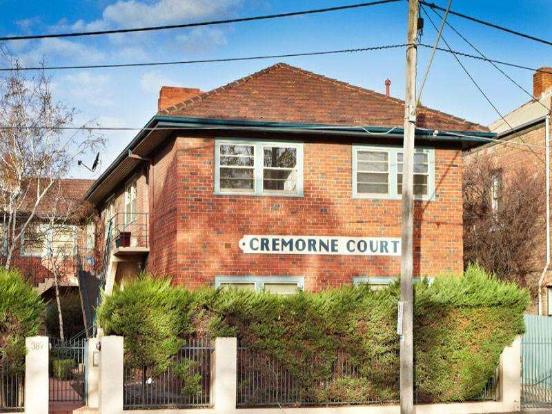 Main view of Homely apartment listing, 10/389 Punt Road, Richmond, VIC 3121
