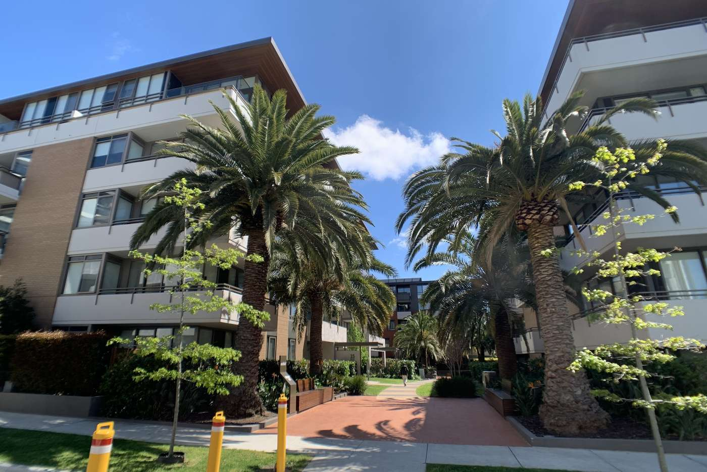 Main view of Homely apartment listing, 216/15 Bond Street, Caulfield North VIC 3161