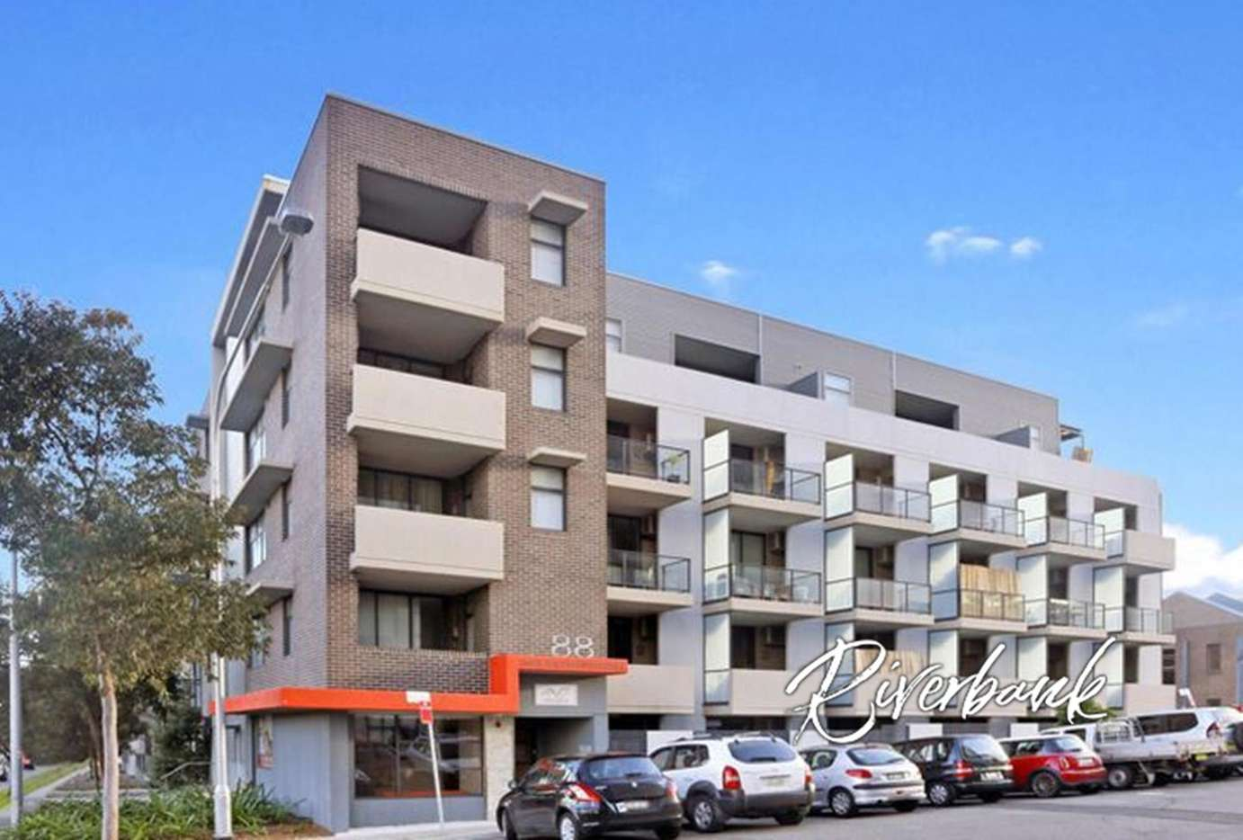 Main view of Homely unit listing, 56/88 James Ruse Drive, Rosehill, NSW 2142