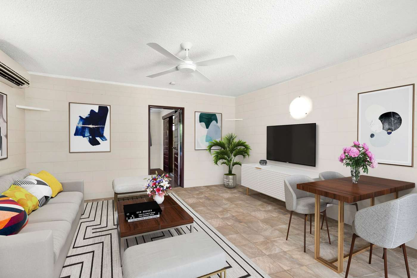 Main view of Homely apartment listing, 1/3 McPherson Close, Edge Hill, QLD 4870