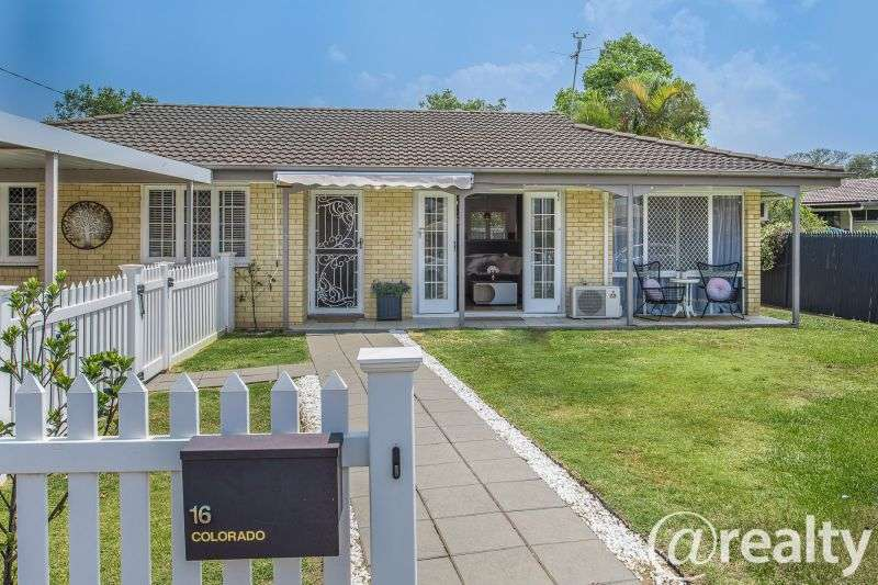 Main view of Homely house listing, 16 Colorado Crescent, Albany Creek, QLD 4035