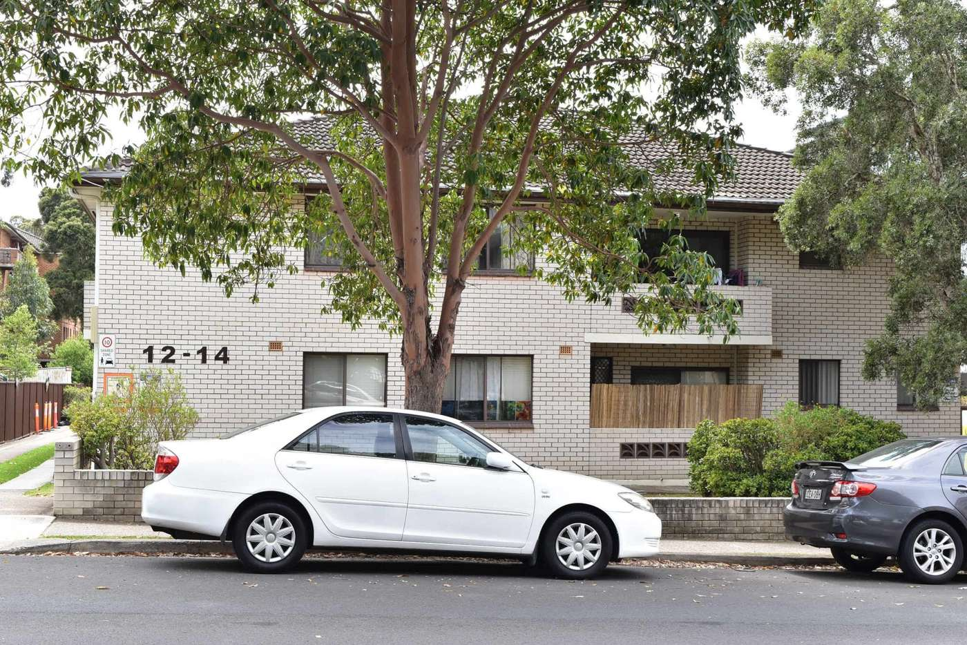 Main view of Homely unit listing, 1/12-14 Mary Street, Lidcombe NSW 2141