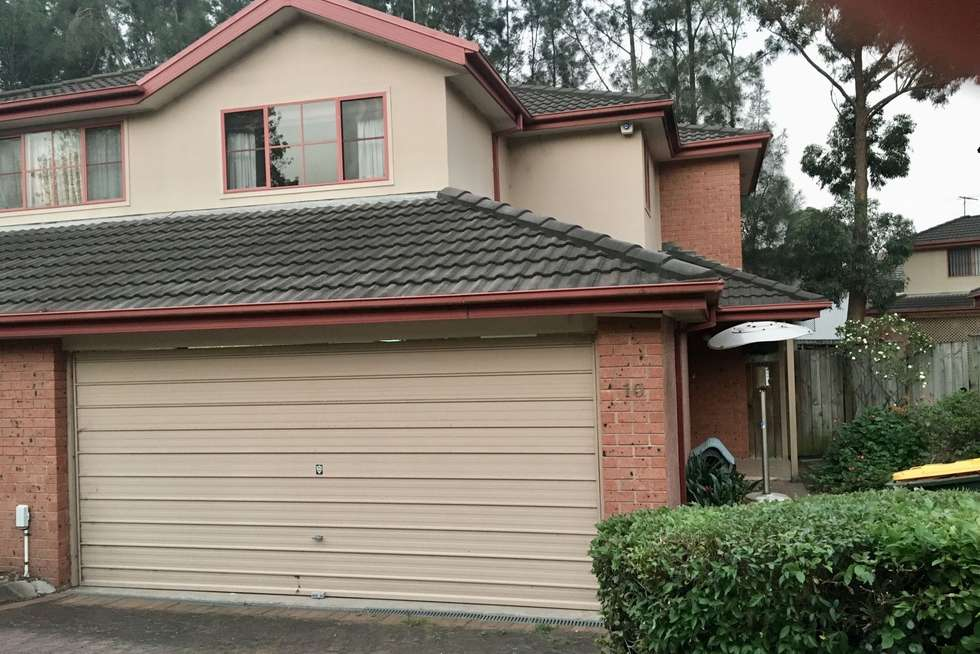 Second view of Homely townhouse listing, 10/36-40 Balaclava Road, Eastwood NSW 2122