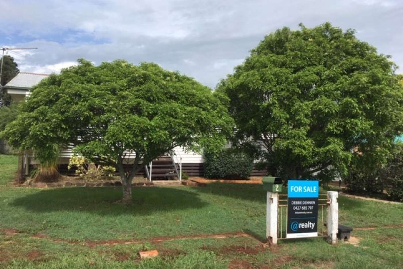 Main view of Homely house listing, 2 Murphy Street, Kingaroy QLD 4610