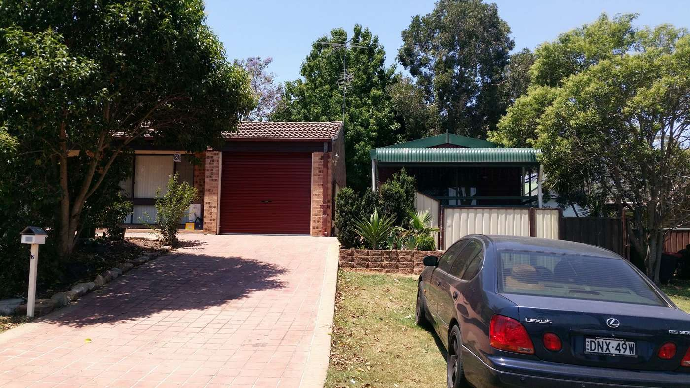 Main view of Homely flat listing, 2A Verdi Glen, St Clair, NSW 2759