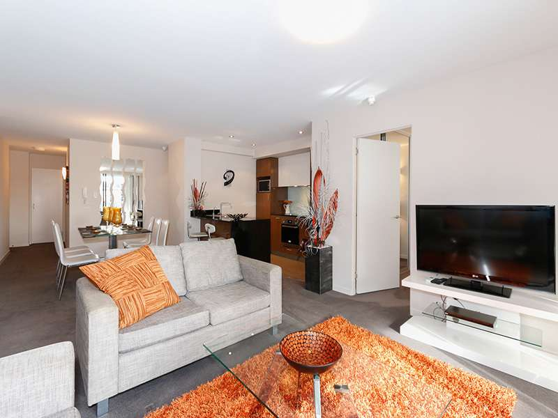 Main view of Homely apartment listing, 174/143 Adelaide Terrace, East Perth, WA 6004