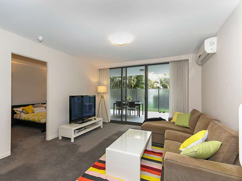 Main view of Homely apartment listing, 12/143 Adelaide Terrace, East Perth, WA 6004