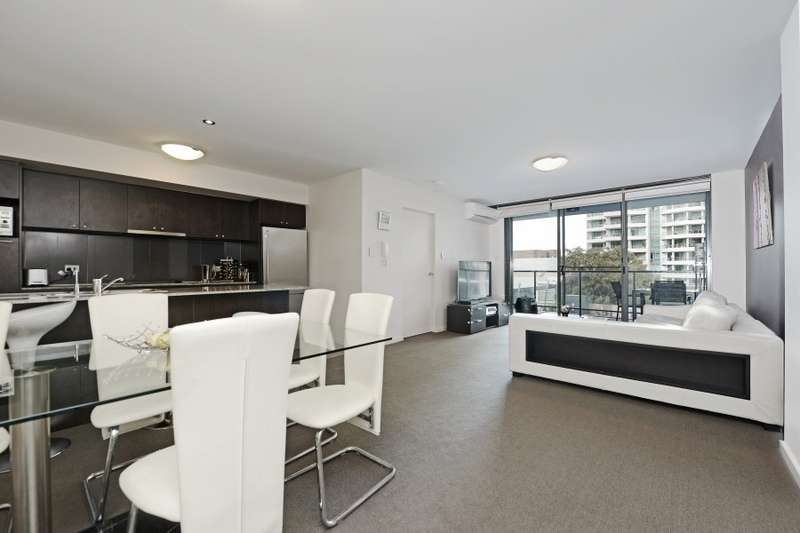 Main view of Homely apartment listing, 40/131 Adelaide Terrace, East Perth, WA 6004