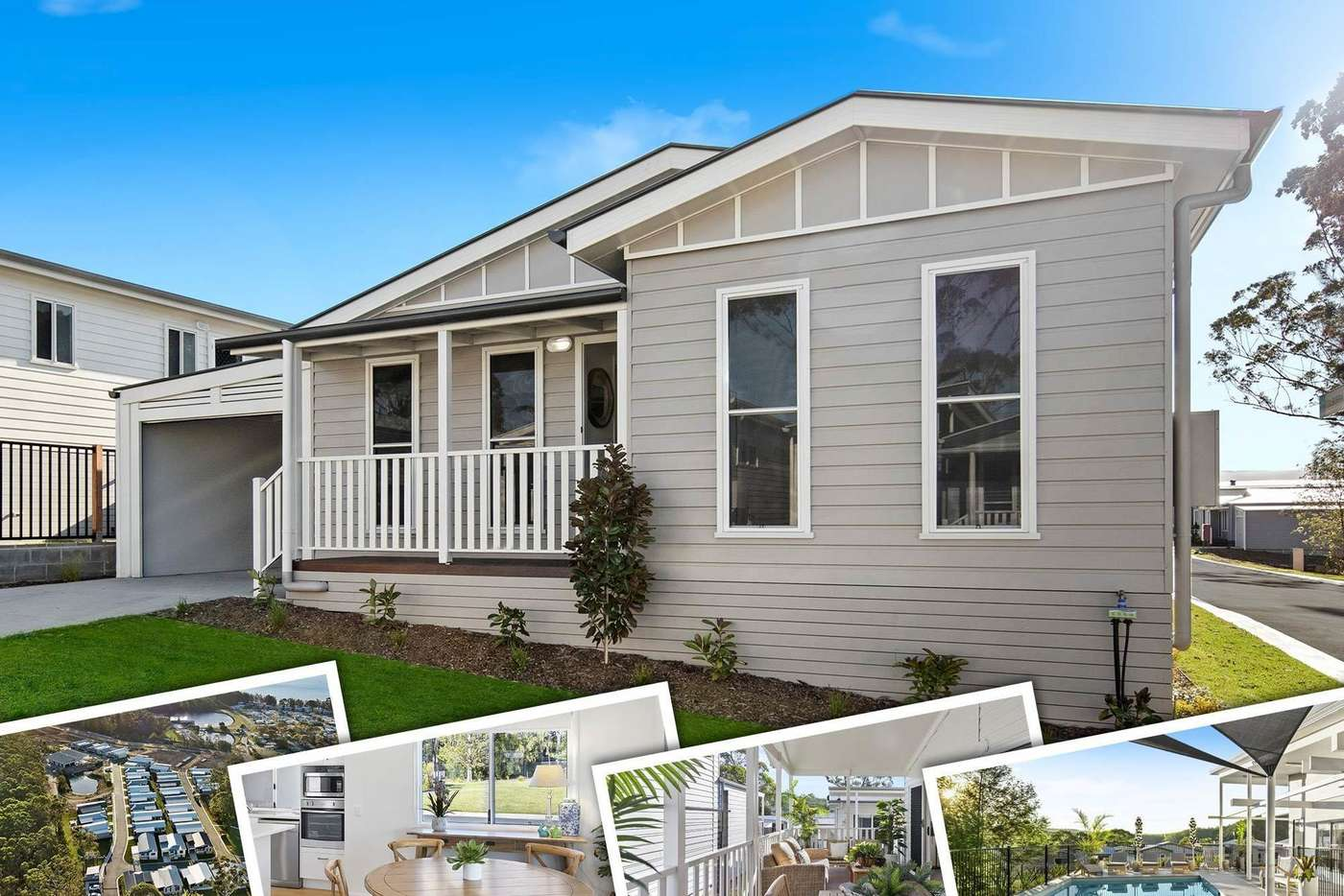 Main view of Homely retirement listing, 86/1 Norman Street, Lake Conjola NSW 2539
