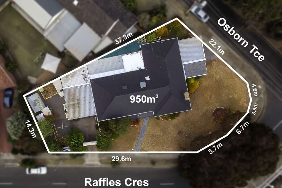 Second view of Homely house listing, 1 Raffles Crescent, Plympton SA 5038