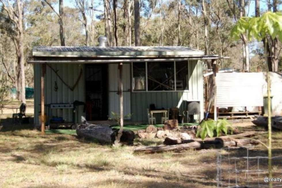 Second view of Homely acreageSemiRural listing, 90 Heights Road, Nanango QLD 4615