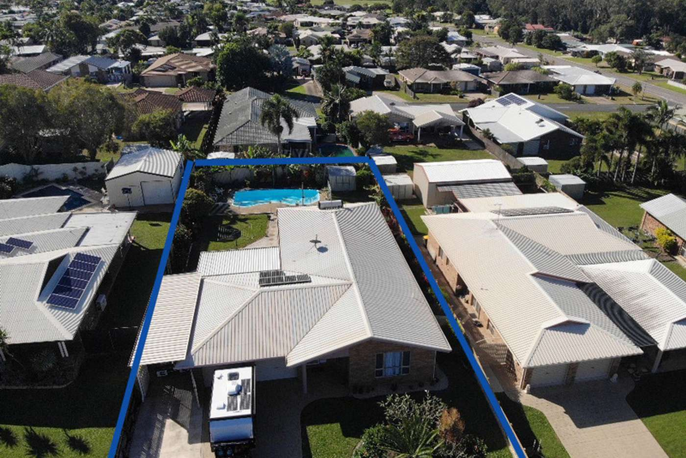 Main view of Homely house listing, 10 Bankswood Street, Beaconsfield QLD 4740